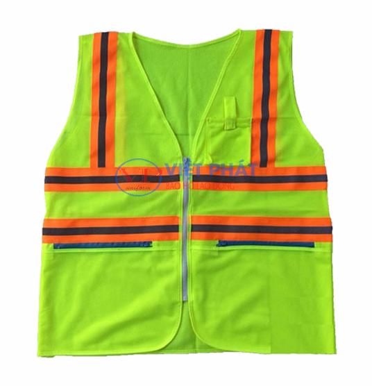 Áo gile phản quang đồng phục bảo hộ lao động