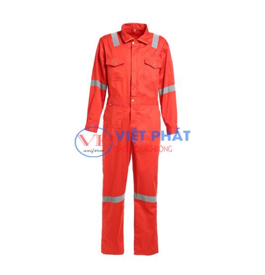 Bảo hộ lao động cơ khí thời trang Việt Phát